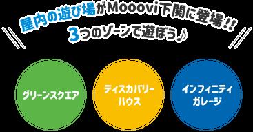 日本最大級の屋内遊び場が下関に!3つのゾーンで遊ぼう